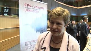 Silent Disasters - Kristalina Georgieva
