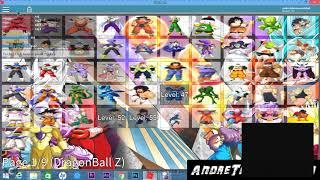 DRAGON BALL Z ROBLOX #1