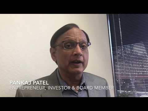 Pankaj Patel: Enterprise Infrastructure Services Delivered Through Cloud