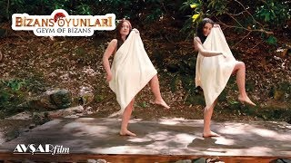 Byzantine Games - Maya Women's Towel Dance