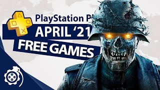PlayStation Plus (PS4 and PS5) April 2021 (PS+)