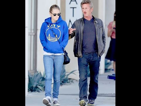 Sean Penn Steps Out With Daughter Dylan Penn After Charlize Theron Split