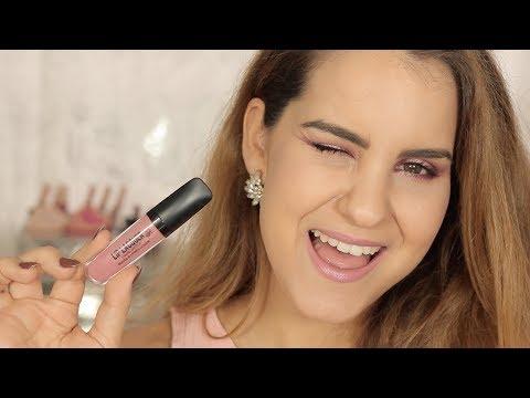 Primark - LIP LAQUER - batom liquido (A 1ª vez com...) Sara Ferreira