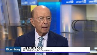 Wilbur Ross Says He's 'Very Interested' in Chinese Distressed Loans
