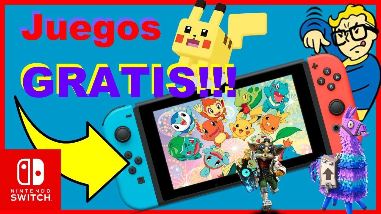 Juegos Gratis Para Nintendo Switch Los Mejores Del 2018 En La