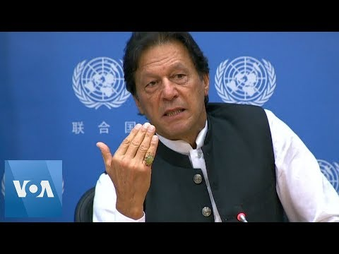Pakistan PM Imran Khan Says Kashmir Situation is 'Going to Get Worse'