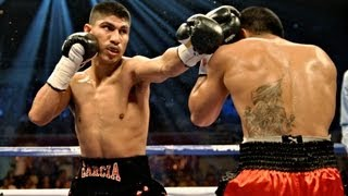 Mikey Garcia's Top 5 Knock Out Reel