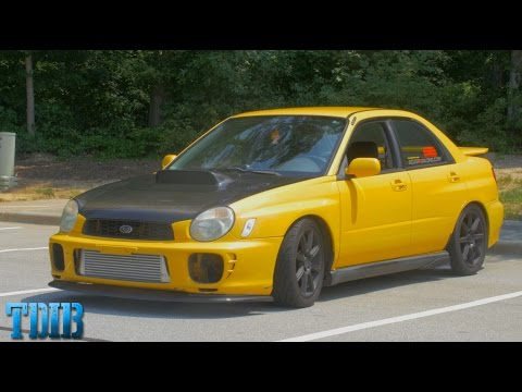 Bugeye WRX Review!-JDM 2.0 Super Sonic Bugeye!