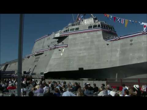 USS Omaha (LCS 12) Commissioning Ceremony