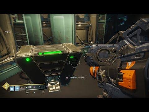 Destiny 2 - Engine Raid Chest Location (Engine Key Required / Solo Method) - Leviathan Raid