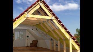 Как построить мансардную крышу своими руками, советы по постройка с фото и видео
