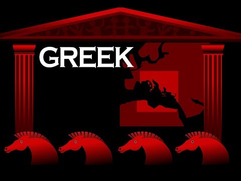 Greek Story of Creation