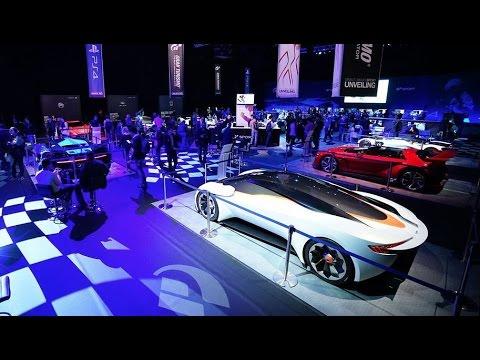 Vision Gran Turismo Walkaround