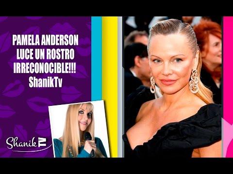 PAMELA ANDERSON IRRECONOCIBLE!!! ShanikTv