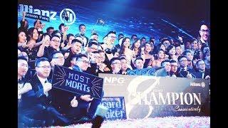 NPG Agency @ Allianz Agency Awards Nitez 2017