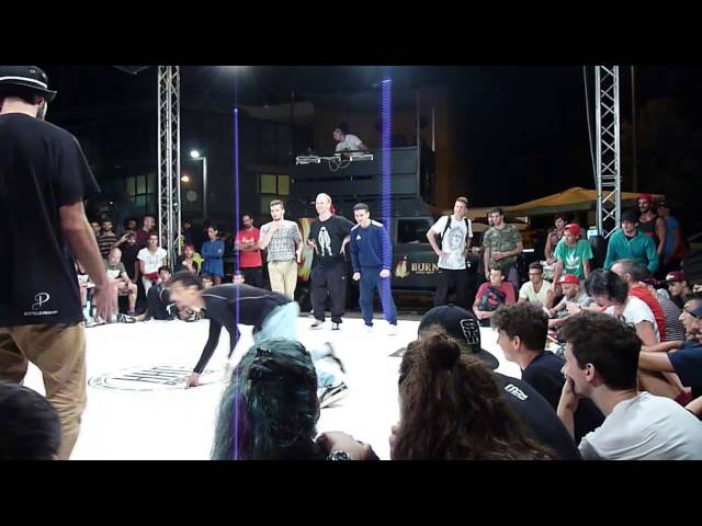 Ormus Force vs Sons of ussr @Hip Hop Connection 3.0 2016