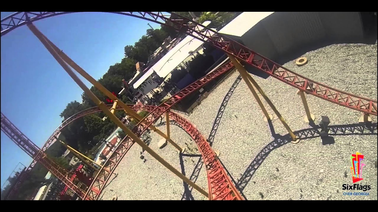 Dare Devil Dive | Six Flags Over Georgia
