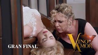 Vino El Amor Gran Final La Muerte de Graciela