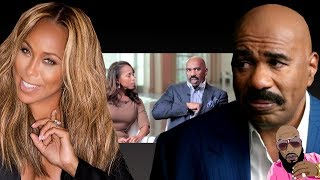 Steve Harvey LOSES TWO JOBS In Only One Week Because Of Marjorie Harvey EX!