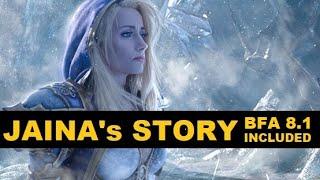Jaina's Story - WoW Movie BFA 8.1 Cutscenes & Cinematics