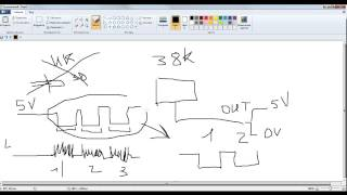 Дистанционное управление по ИК (avr, UART)(ч1)