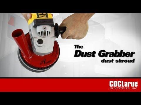 Dust Grabber Shroud