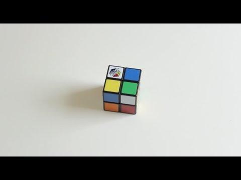 2x2 Cube lösen | EINFACH, INTUITIV, SCHNELL, VERSTÄNDLICH | (German/Deutsch) [HD]