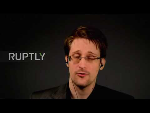 Norway: 'Terrorism is a true threat, but not an existential one' – Snowden at Q&A