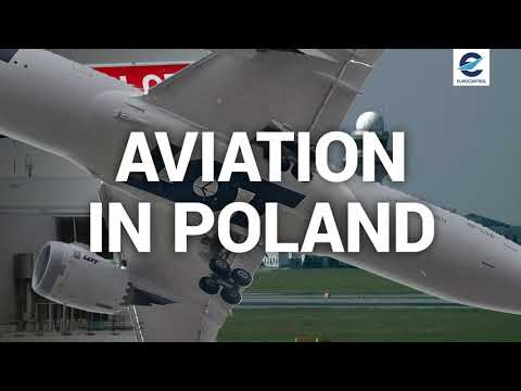 How is aviation recovering in Poland?