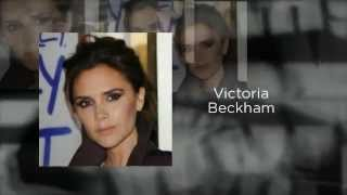 Victoria Beckham-Fan Of Seaweed Slimming Supplement