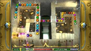 Luxor 2 Walkthrough (part 11) - Valley of the Lost Tombs