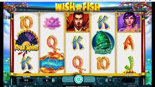 wish a fish FS trigger change