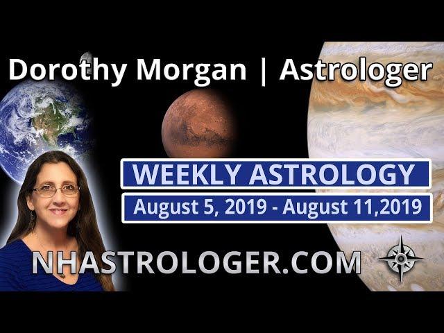 August 5th – August 11th  Jupiter - Uranus Change Directions