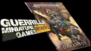 GMG Reviews - Chaos Battletome: Slaves to Darkness by Games Workshop
