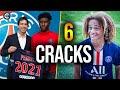 🇫🇷 Les 6 CRACKS INCROYABLE QUE POSSÈDE LE PSG : XAVI SIMONS...
