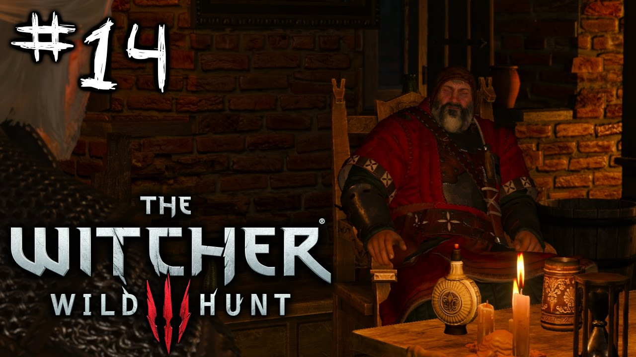 Bloody Baron - The Witcher 3 Wild Hunt PC Playthrough Part 14