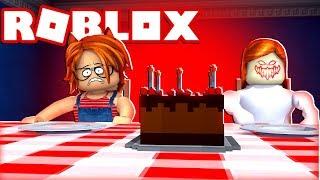 ROBLOX'S MOST TERRIFYING BIRTHDAY *PASS MIEDO* 😱