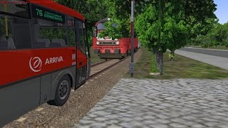 TRAIN VS. BUS   (game)