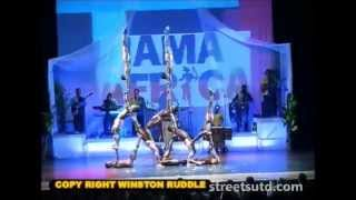 vuclip African Acrobatics Human Pyramids Show