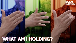 Hide Objects in Your Hands Naturally | Pro Palming