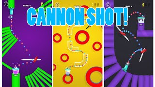 Cannon Shot! - Gameplay