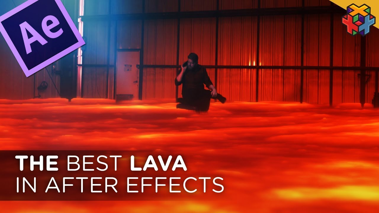 Lava and Volcano VFX Assets - Video Production News