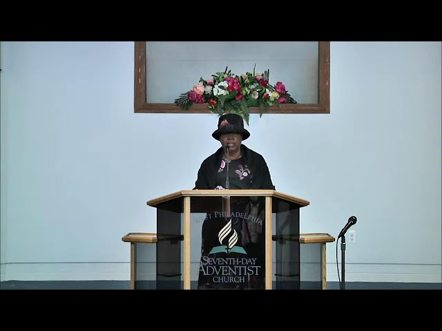 West Philadelphia SDA Church -  10/16/2021