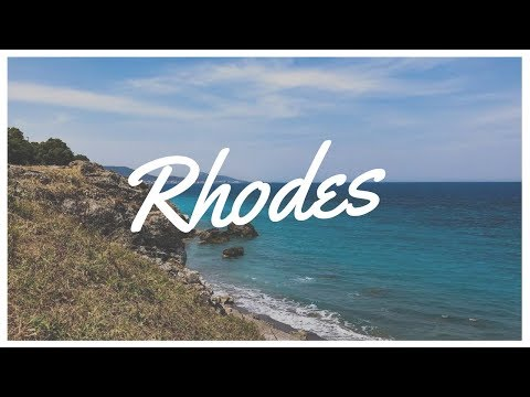 RHODES GREECE 2018 | travel with me