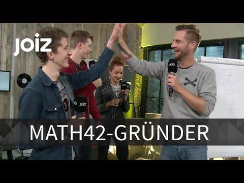 Die Höhle der Löwen - Math42 Gründer Maxim & Raphael im Interview