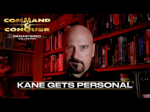 Command & Conquer Remastered Collection | Kane Gets Personal