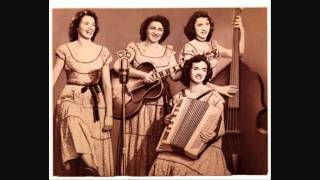 The Carter Sisters - Poor Old Heartsick Me (c.1953).