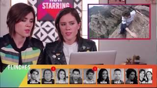 Tegan and Sara on Celebs React