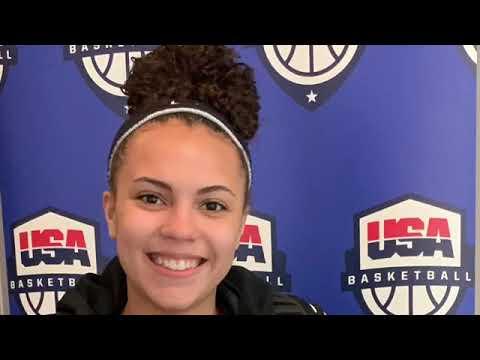 My Team USA Basketball Experience