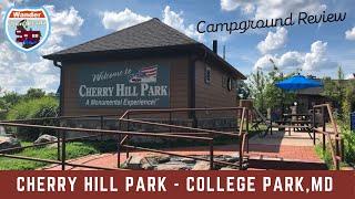 Cherry Hill RV Pąrk Campground Review